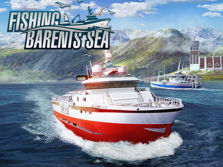 Fishing: Barents Sea released February 7th 2018