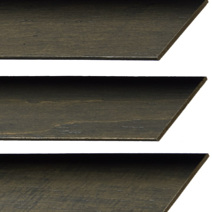 Parkland Material: Wirebrushed Basswood