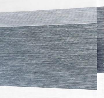 Designer Banded Shades Fabric: Jordan