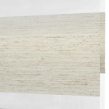 Designer Banded Shades Fabric: Dobby