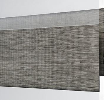 Designer Banded Shades Fabric: Harper