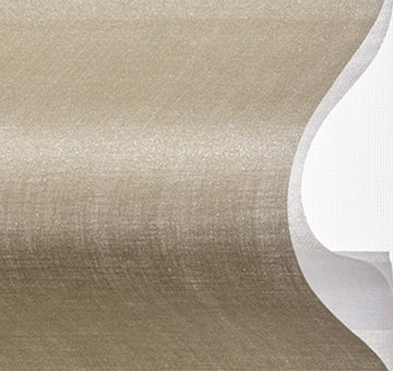 Pirouette Fabric: Satin Metallic