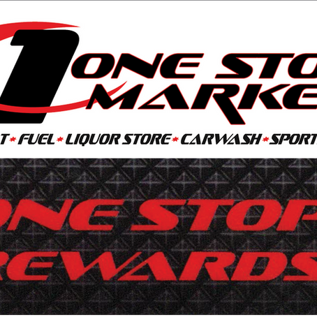 One Stop Rewards – reward yourself on everyday purchases!