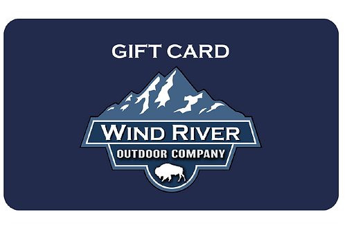 Wind River Outdoor Company Gift Card ($100)