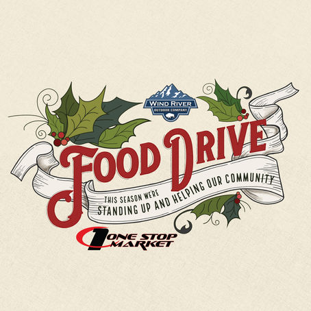 Food Drive @ The One Stop Market & WROC