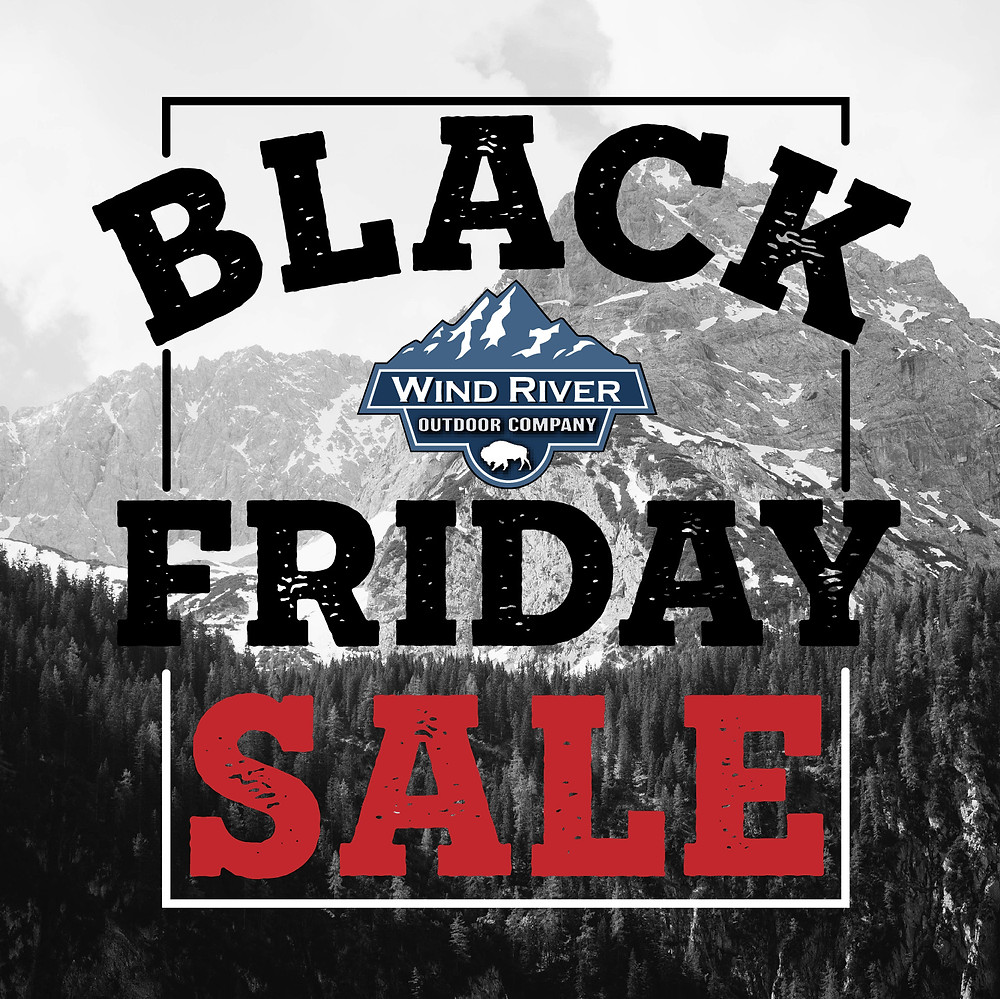 Get gifts for everyone on your Christmas list at Wind River Outdoor Company!