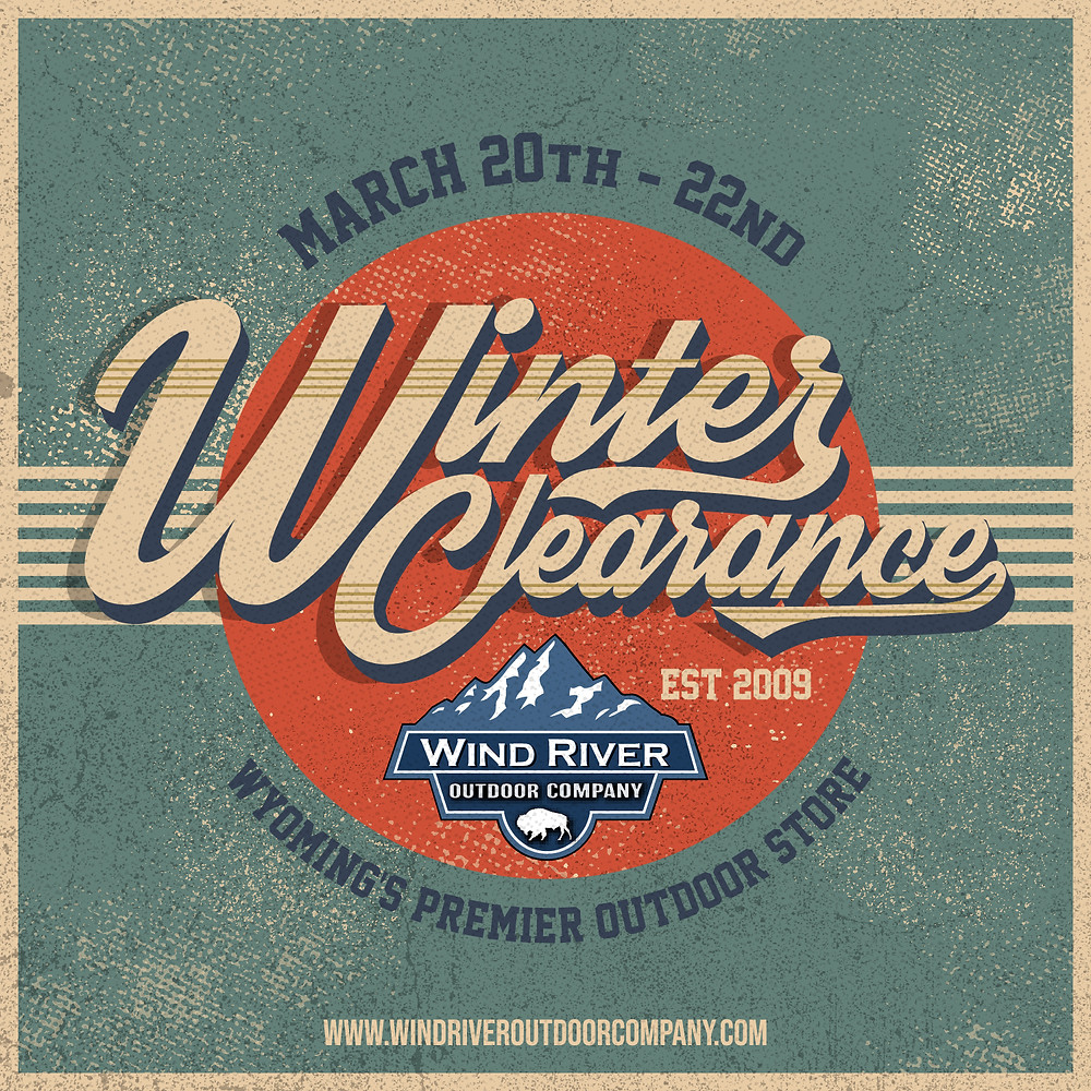 Enjoy great deals on Winter Clearance items at Wind River Outdoor Company!