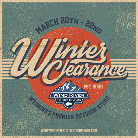 Winter Clearance @ Wind River Outdoor Company