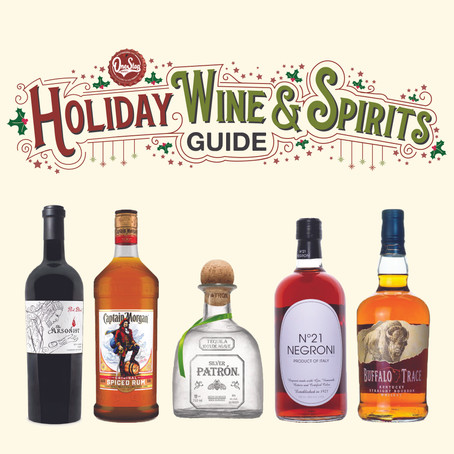 Holiday Wine & Spirit Guide - 2020