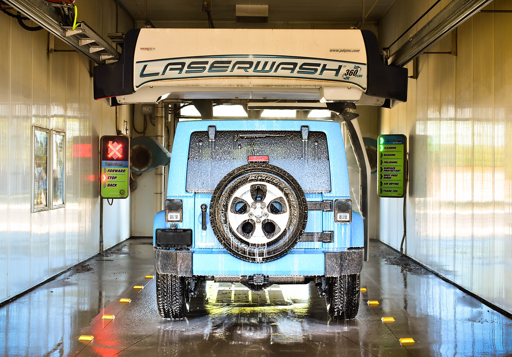 Protect your Car! WASH IT!