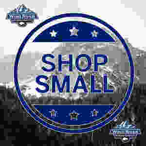 Shop small. Support local.