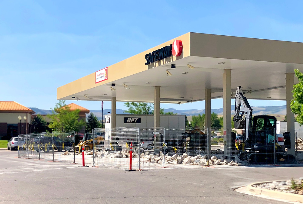 Earn points and save on fuel at the One Stop Market!