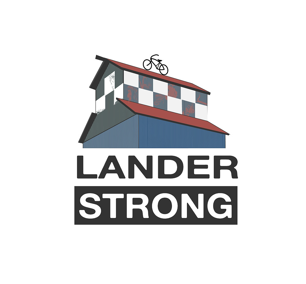 Follow Lander Strong today!       www.landerstrong.com