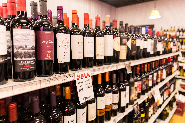 One Stop Market | Liquor Store