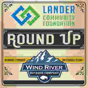 Round Up and help support the Lander Community Foundation!