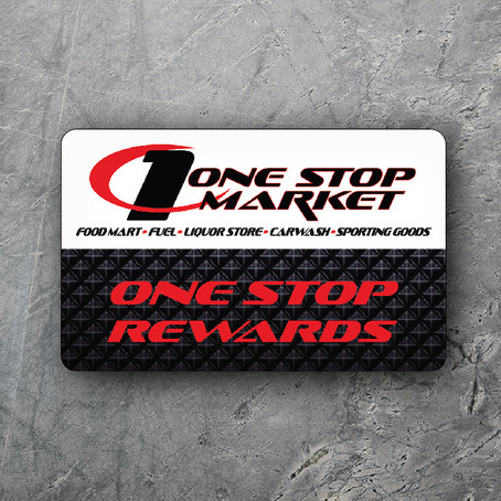 One Stop Rewards - IT'S HERE!