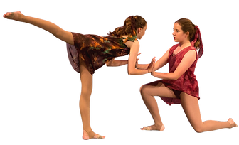 Martha Graham based Contemporary dance  for all ages located in the northern suburbs at Diakosmos Dance Academy