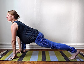 Prenatal yoga on Zoom today and every Sa