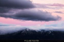 blanket on the ridge