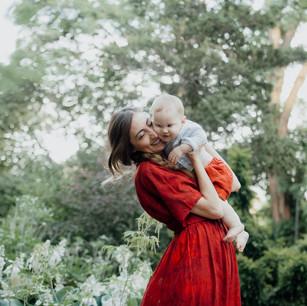Erin Jacob i dzieciaki