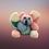Thumbnail: Larger Rainbow Angel Bear
