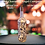 Thumbnail: Floral Decorative Wine Bottle
