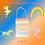 Thumbnail: Dance With Fairies Mini Metal Sign