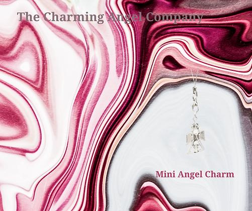 Mini Angel Charms