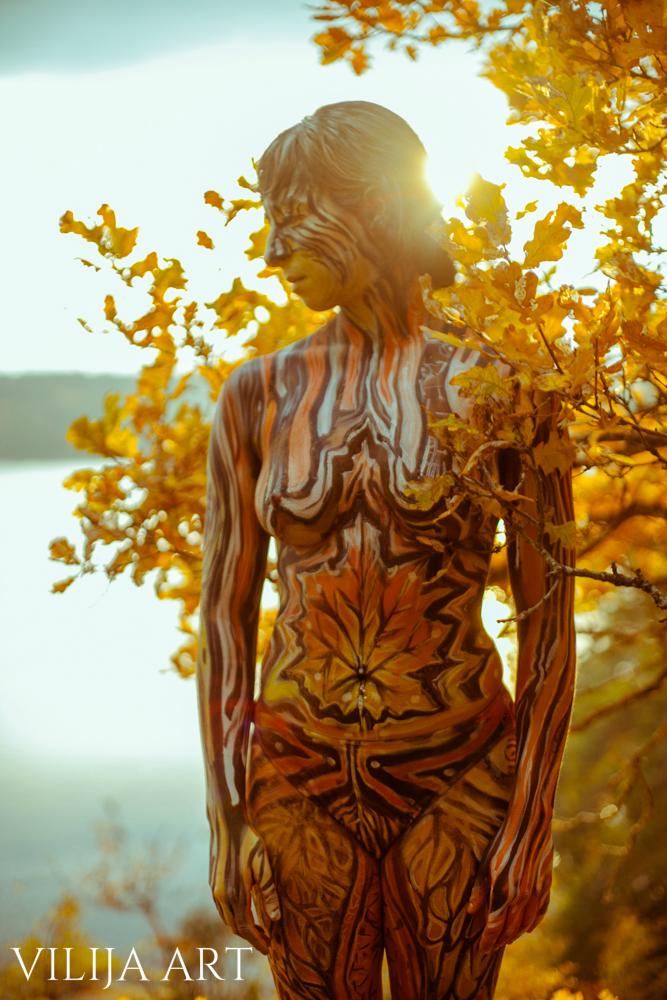 autumnVilijaArt