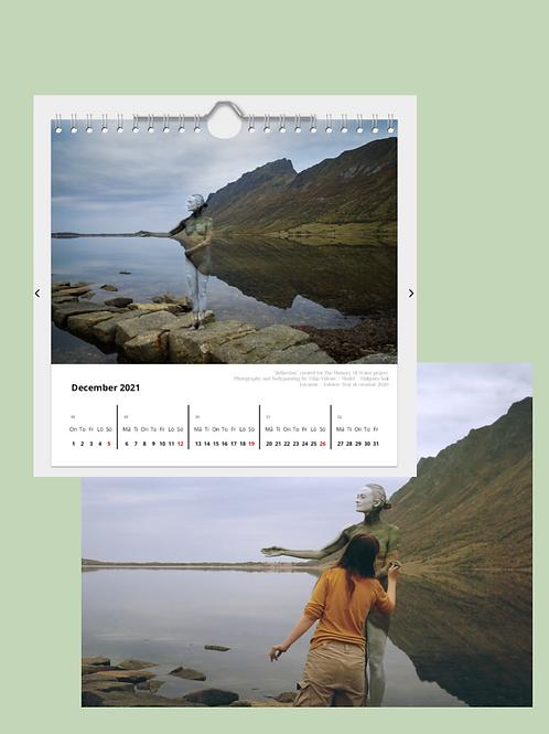 Calendar 2021  A4
