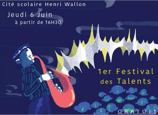 1er festival des Talents