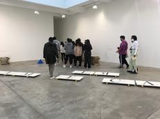 """Spé Arts Plastiques : partenariat """"Galerie Goodman"""" 1ère rencontre"""