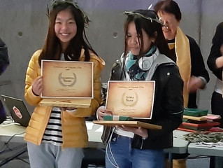 Le Calame d'Or : récit des élèves