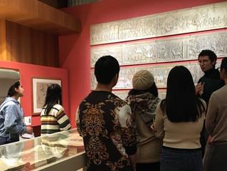 """Partenariat : Cabinet des dessins de L'ENSBA """"à l'école de l'antique : POUSSIN, GÉRICAULT, INGRES"""""""