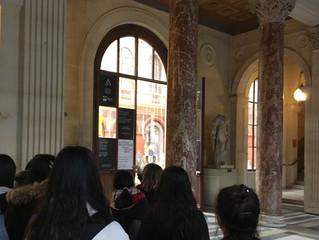 """Sortie 2nde Arts Plastiques : Expo """"Anna Boghiguian à l'École des Beaux-Arts de Paris"""""""