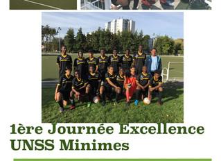 Football : 1ère journée académique UNSS minimes