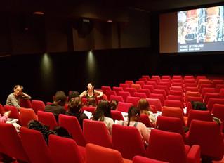 Les 2ndes option cinéma participent au festival Ciné Palestine