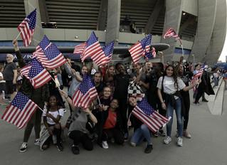 USA – CHILI: LES FILLES DE WALLON A LA COUPE DU MONDE!