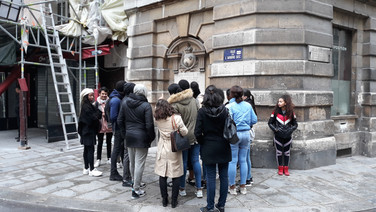"""Sortie - le """"Paris de Molière"""" 2nde 04 """"Patrimoine-Histoire des Arts"""""""