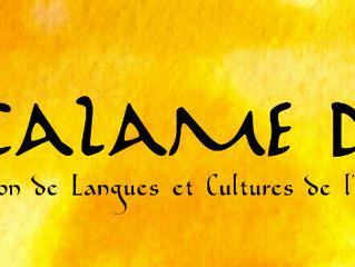 """Wallon en Or et en Argent au concours  de latin """"Le Calame d'or"""""""