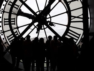 """Sortie """"Patrimoine-Histoire des arts"""" au musée d'Orsay"""