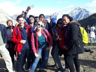 Les classes de Terminale S dans les Alpes