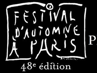 Projet et Partenariat avec le festival d'automne
