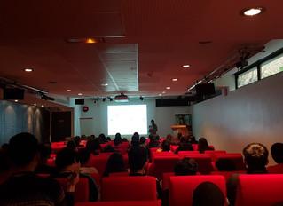 61 élèves de 1ère spécialité SVT en sortie à l'Institut Curie