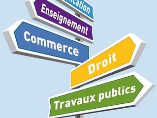 Forum des métiers - Samedi 19 janvier de 9h30 à 11h30