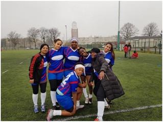 AS Rugby : Les lycéennes championnes du 93 !!!