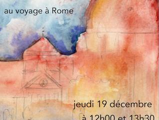 Wallon a du talent : Concert de soutien pour le voyage à Rome