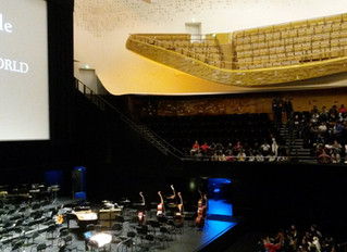 "Sortie : Ciné concert ""With a smile"" à la Philharmonie de Paris"