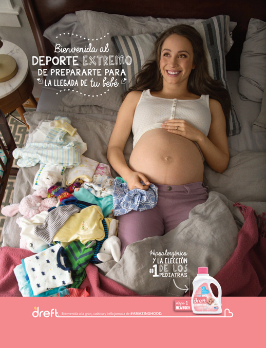 Dreft Laundry Detergent - National Add