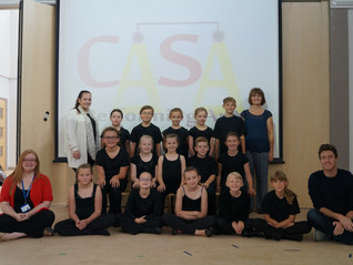 Hetton Lyons Primary School Summer School 2014